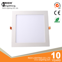 Home decorative casting aluminium led panel ceiling light 24x24 inch