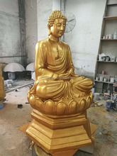 Fiberglass figure statue buddha sculpture fiberglass large buddha statues for sale