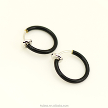 Wholesale New Arrival Medical Nose Hoop Nose Rings Fake Vibrating Tongue Ring