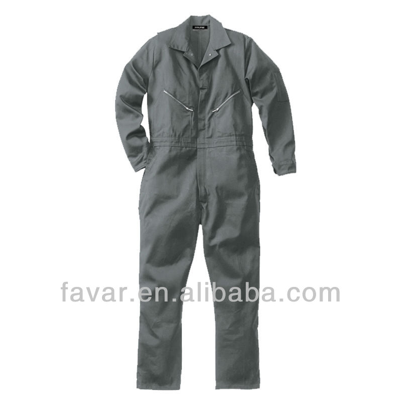 Farmer's cotton wearable farming workwear coverall