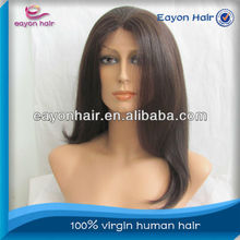2013 new products to 5a virgin peruvian handicraft human lace front wig