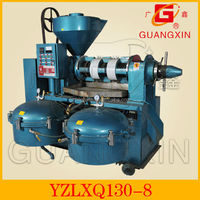 YZlxq130 8tons processing diesel seed oil milling machine corn oil malaysia soyabean oil extruder