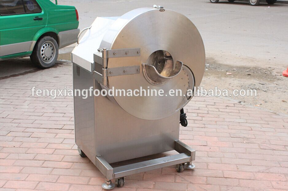 China Made Automatic Electric Potato Chips Cutting Potato Chips Making Machine
