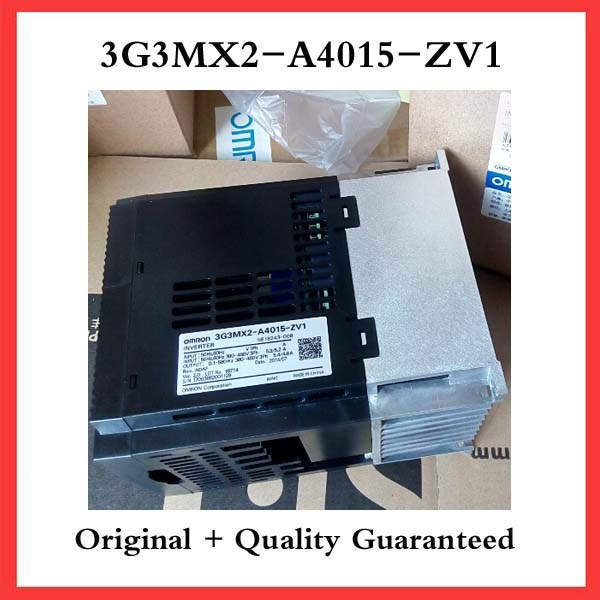 New and Original Omron Inverter 3G3MX2-A4015-ZV1 Frequency Converter