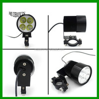 Motorcycle Waterproof CRE LED Driving Fog Head Spot Light Headlight 12V