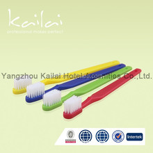 Hotel Disposable Items hotel amenity dental kit/Plastic Bag with Customized Logo for Hotel Dental Kit/Hotel Dental sets