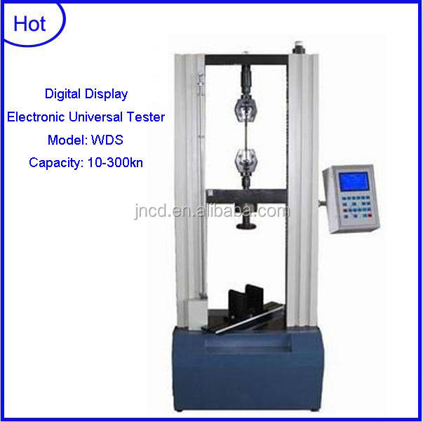 50KN Digital display electronic universal tensile testing machine manufacturer+composites tensile strength testing machine