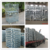 High quality zinc wire mesh container