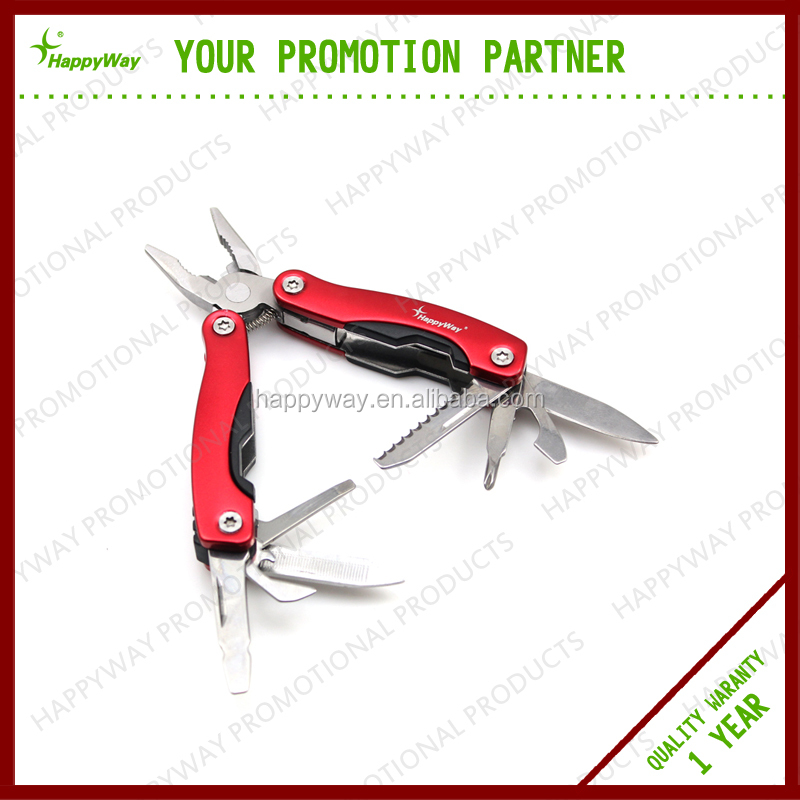 Household Promotional Gift Multi Tools MOQ100PCS 0905002 One Year Quality Warranty