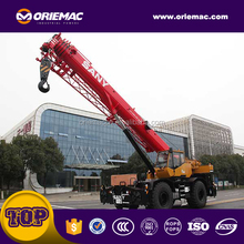 275HP High Performance Sany 65 ton Rough Terrain Crane SRC865C