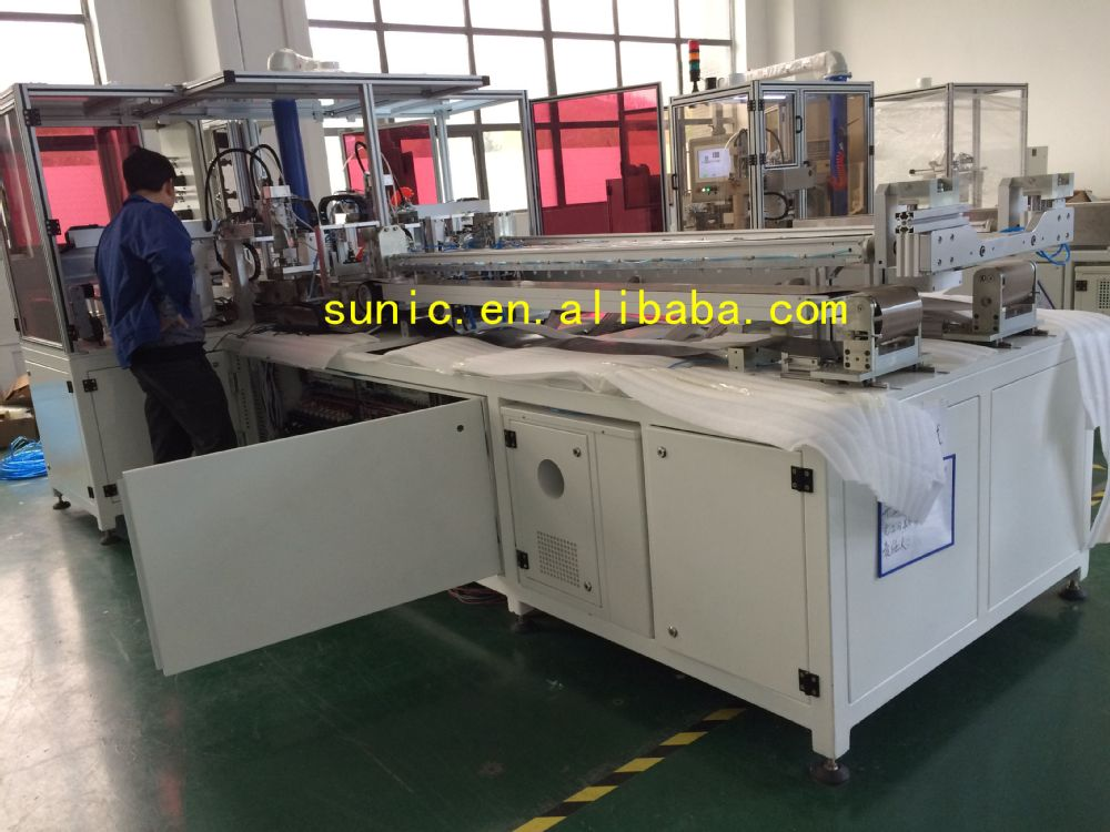 Automatic Tabber Stringer Automatic Layup machine Solar panel strings laying up transport 20MW 50MW Solar panel production line