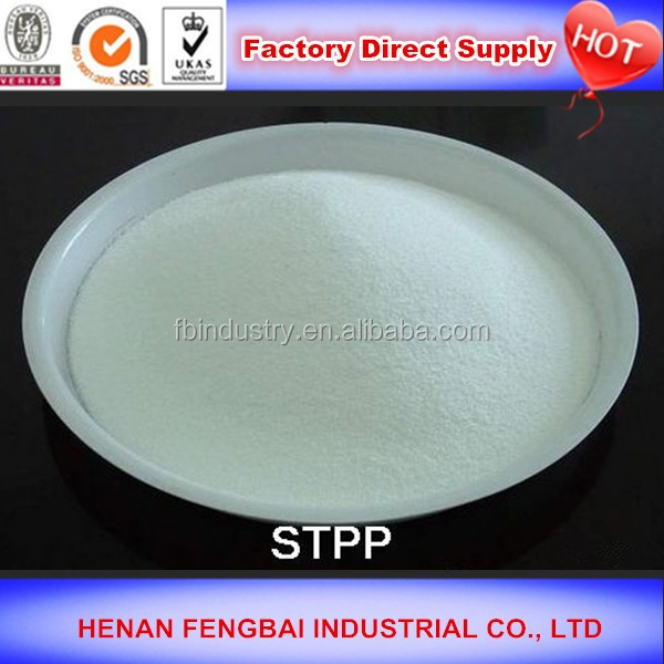 China sodium tripolyphosphate / sttp
