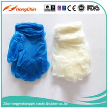 Factory price disposable surgical powder free cheap medical nitrile gloves