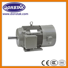 4 poles 0.75kw asynchronous electric motor milling machine motor