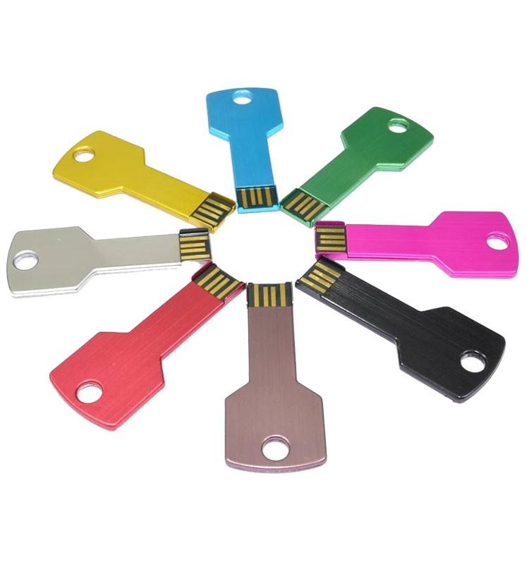 Silk printing logo USB flash drive
