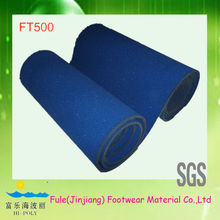 deodorizated high density shoe insole material
