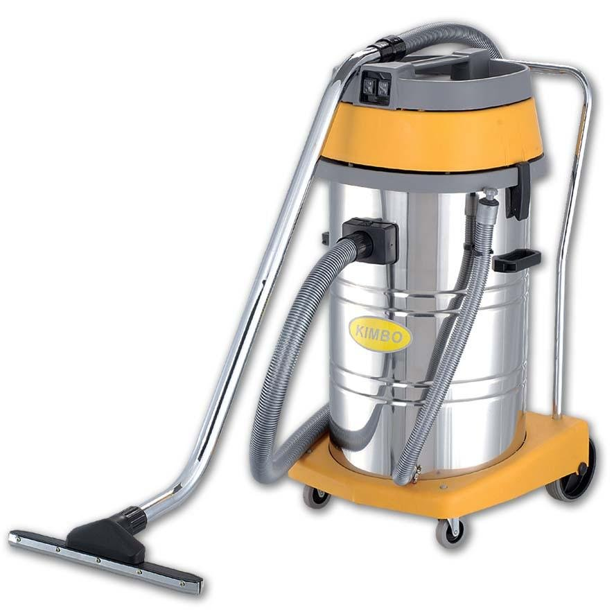 80L wet dry commercial vacuum cleaners