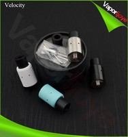 New arrival e cigarette mechanical 1:1 clone velocity rda atomizer