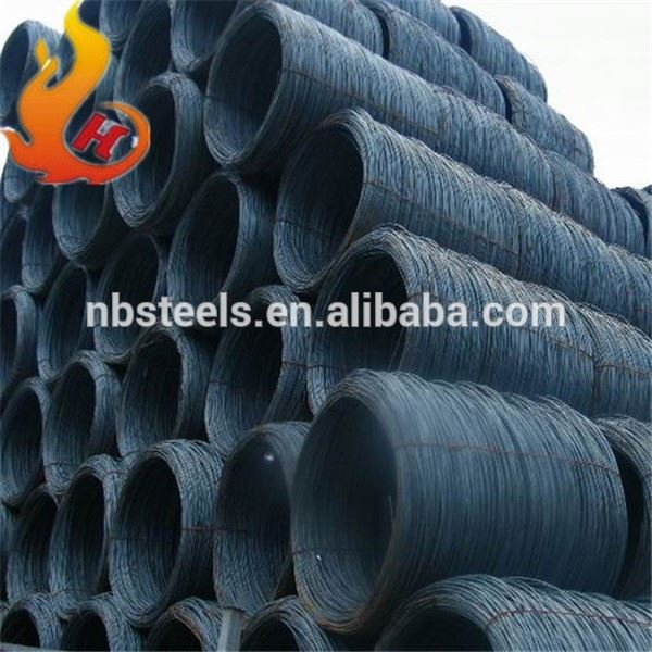 coils steel wire rod sae 1008/low carbon steel wire rod/hot rolled wire rod