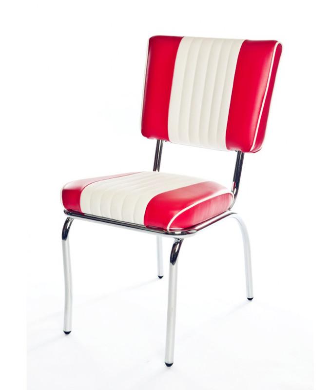 Classic Retro Kitchen Diner Chair Restaurant Chairs American Retro Diner