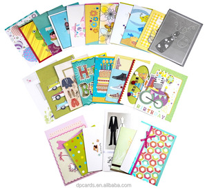 Wholesale Hallmark Greeting Cards Hand Made Birthday