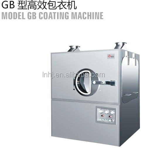 Model GB Coating Machine