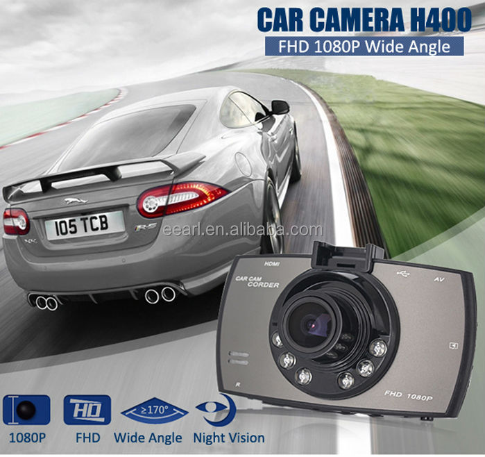best car camera recorder 2.7 inch FHD 1080P vehicle driving recorder