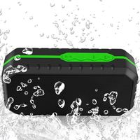 eSuKy 2016 Rectangle Waterproof Mini Wireless Stereo bluetooth speakers for Iphone6S Samsung Galaxy