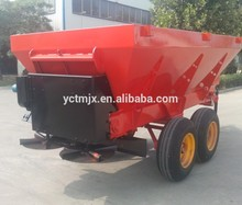 tractor mounted manure fertilizer spreader,Agriculture organic fertilizer spreader