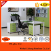 Commercial furniture melamine office desk/office computer desk