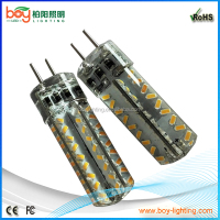 LED G9/G4/GY6.35 triac dimmable,3.5W smd3014 72pcs g4 led lamps,g4 lights