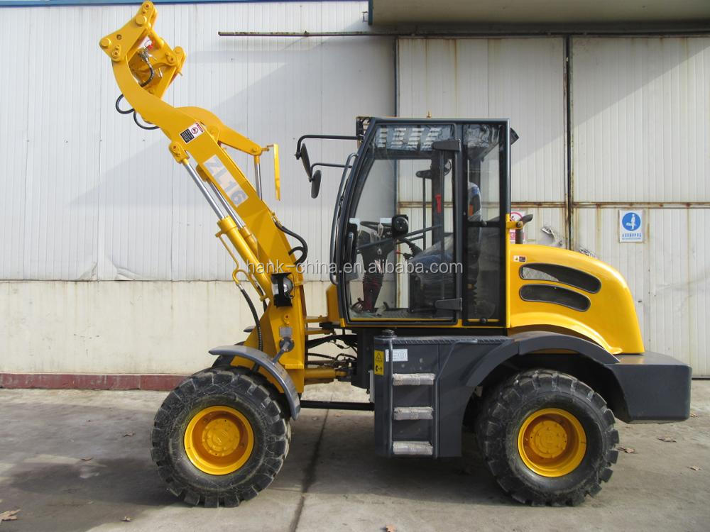 4X4WD WHEEL LOADER Engineering construction machinery parts