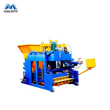 QTM10-15 hand operated concrete block making machine suppliers in south africa