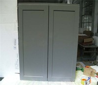 Good Quality American Standard Solid Wood Kitchen Cabinet from China Manufacture