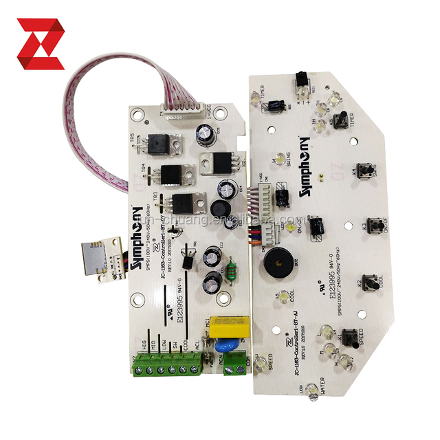 Professional Bluetooth Air Cooler Control Board Pcb Manufacturer