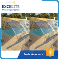 Hard Safety Swimming Pool Covers for Pools
