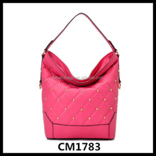 2015 Fashion U shape ladies good quality valentines day gifts bags