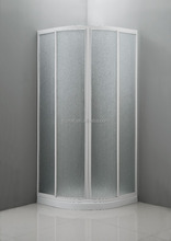 china manufacturer hot selling sliding semicircle shower enclosure
