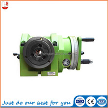 F11200A universal indexing head with three jaw chuck