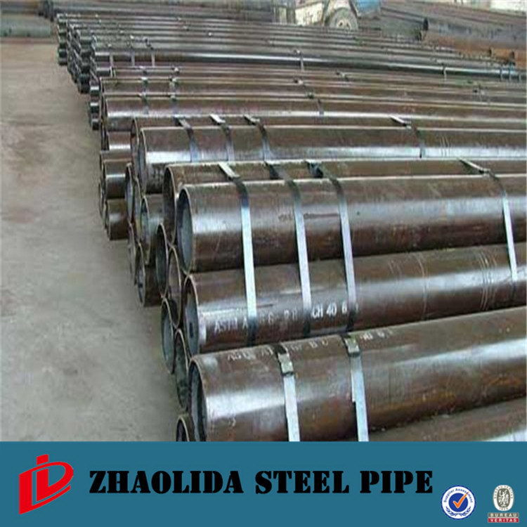 GB8162 cold drawn new arrival yahoo seamless steel pipe