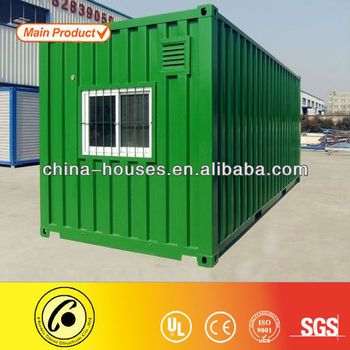 China Manufacturer Container Homes