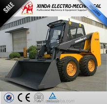 Lonking CDM307 Construction Machinery Skid Steer Loaders