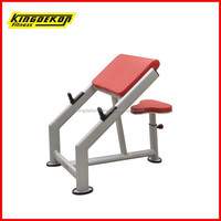KDK 1035 Biceps shelf as seen on tv/commercial strength fitness equipment/body building gym equipment