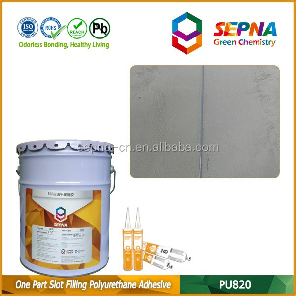 600ml Sausage Self Leveling Expansion Joint Sealant/Expansion Joints in Concrete Floors and Decks