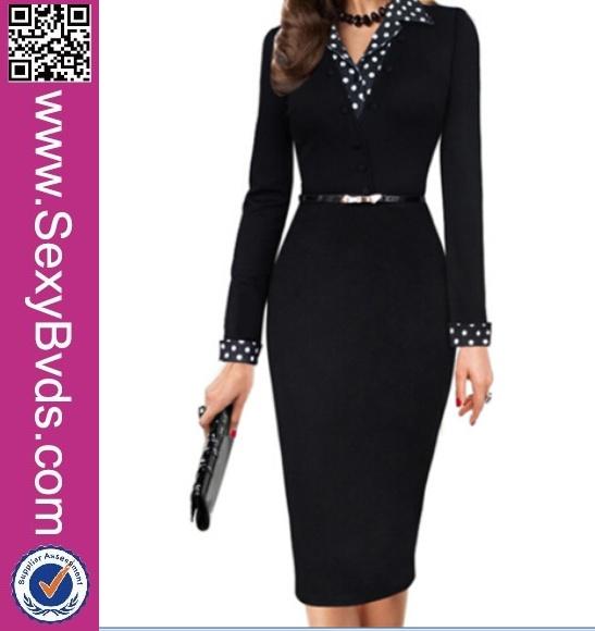 Wholesale office dress patterns