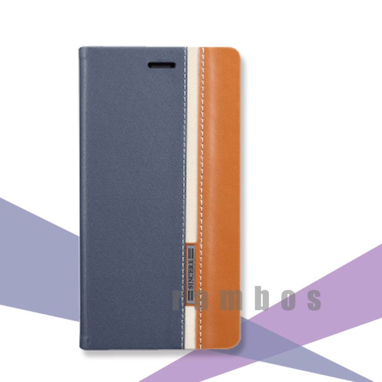 Colorful PU Wallet Leather Case Cover with Stand Function for Sony Xperia Sola MT27i