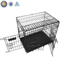 Durable Wire Folding Pet Crate Dog Cage