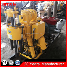 High performance multifunctional portable geophysical drilling equipment