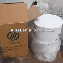 High pure mineral wool blanket for Kiln car insulation and seals