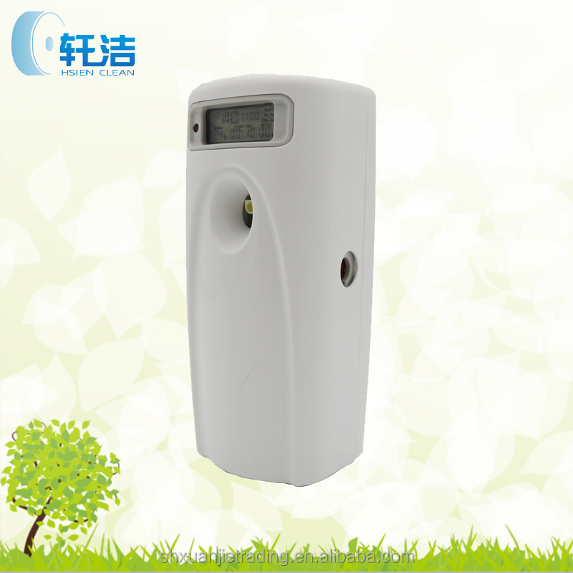 Air freshener Automatic Spray Shape Refill Aerosol Dispenser